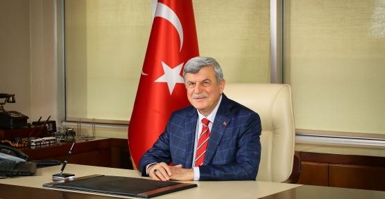 Karaosmanoğlu ; Cumhuriyetimizin 95. Yılı kutlu olsun..