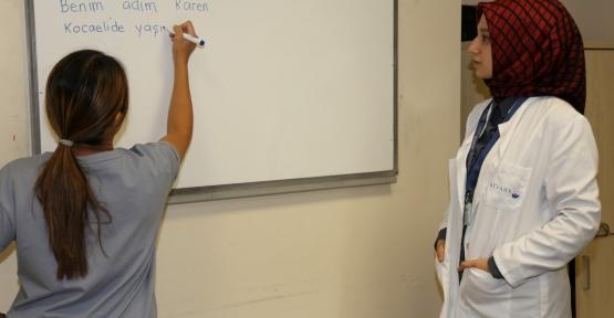KO-MEK, Dünyanın İki Ucuna Türkçe Öğretiyor