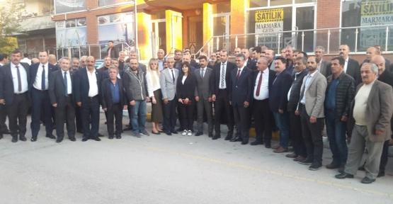 Körfez Erzurumlular Hafta  Sonunda Coştu.