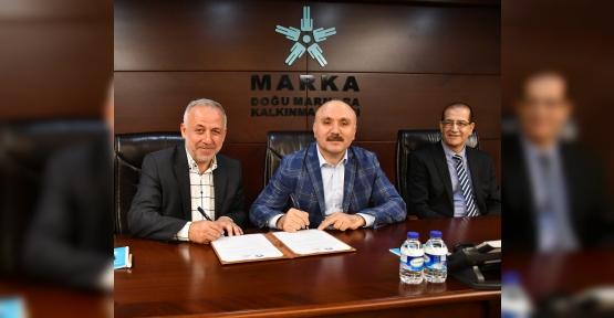 Marka ve Kocaeli Kent Konseyi Arasında İş Birliği Protokolü İmzalandı