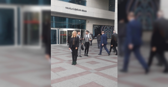 Şengül Yurt Ankara'ya Davet  Edildi
