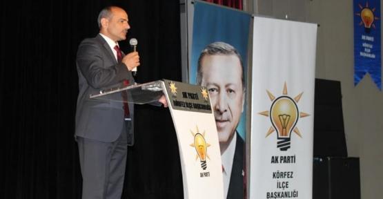 AK PARTİ'DE TANITIM VE TEMAYÜL HEYECANI..!