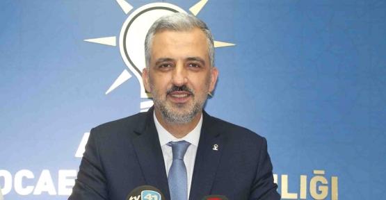 Ak Parti İl Başkanı Adayları Uyardı