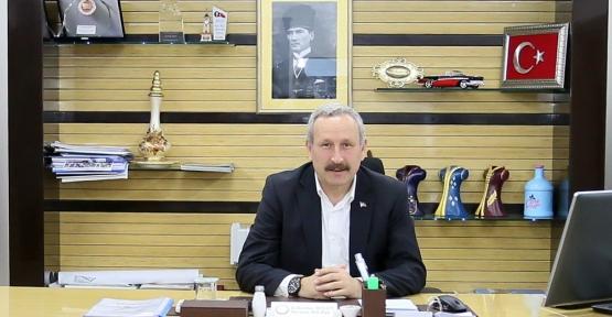 """Başkan Bulut; """"Gazi Mustafa Kemal Atatürk'ü Saygı ve Rahmetle Anıyorum"""""""
