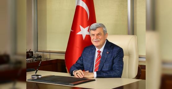 """Başkan, """"Gazi Mustafa Kemal Atatürk'ü Rahmetle Anıyoruz"""""""