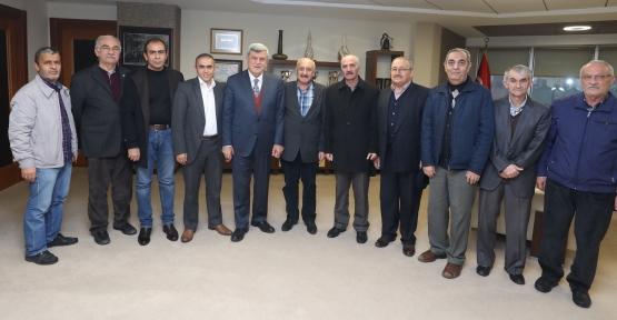 Başkan Karaosmanoğlu ; Kocaeli'nin Kronikleşmiş Sorunlarını Tek Tek Çözdük''