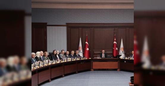 Cumhurbaşkanı Erdoğan Ölüm Yoluna El Atıyor