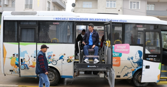 Engelli Sporcular, Büyükşehir İle Hareket Ediyor