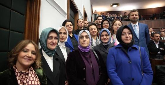 ERDEMİR, KADEM EKİBİYLE GRUP TOPLANTISINI İZLEDİ