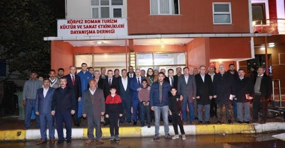 Esentepe'de Güvenlik Toplantısı