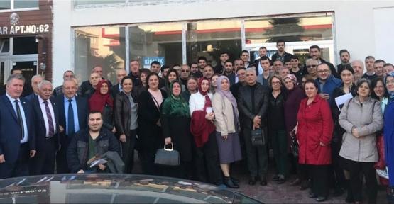 İYİ Parti Körfez, Ekibini Tanıtıyor