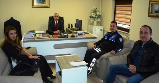 İzmitli Grup Seyr-ü Zeyrek Zamburkan'ı Ziyaret etti