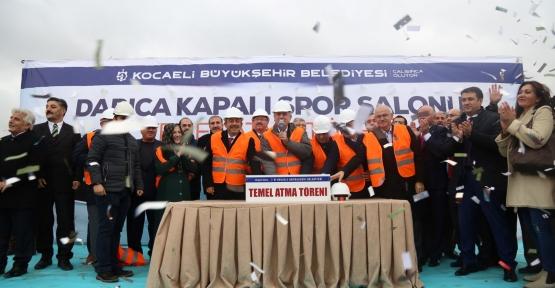 Karaosmanoğlu  ''Dünya şampiyonluklarıgetiren salonlar inşa ediyoruz''