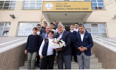 """Karaosmanoğlu,""""Geleceğin Mesut Barış'ları Yetişiyor"""""""