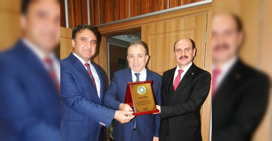 Körfez Ticaret Odası'nda Meclis ve Komiteler Müşterek Toplantısı Bir Arada