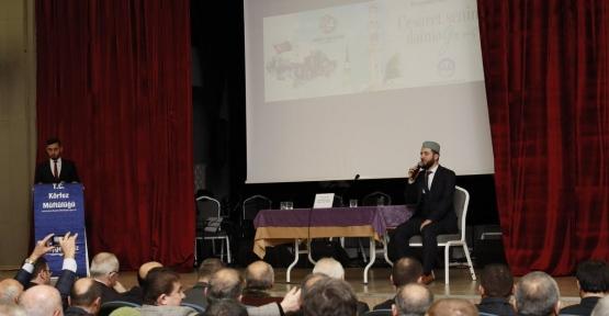 Körfez'de Mevlid-i Nebi Konferansı