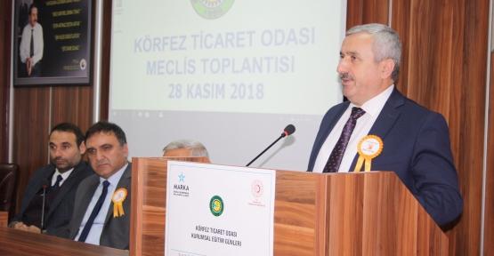 KTO Kasım Ayı Meclis Toplantısını Gerçekleştirdi