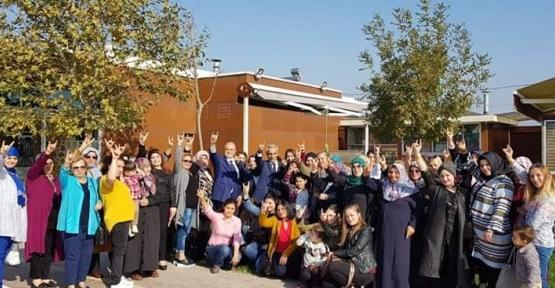 MHP'de Kadınlar Zafere  Odaklandı