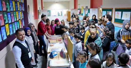 SEKA Kâğıt Müzesi Köy Okullarında