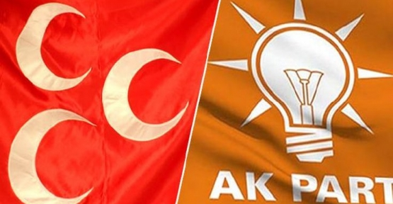 AK Parti, Hangi İlçeleri MHP'ye Bırakıyor?