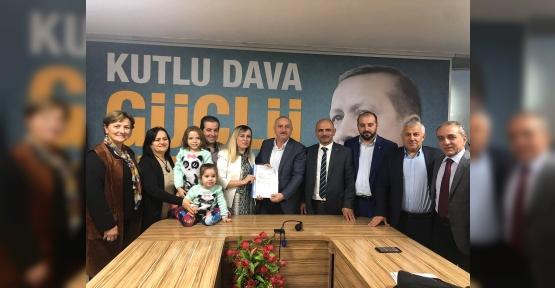 Ayşe Hacet Aşar Körfez Meclisine Aday