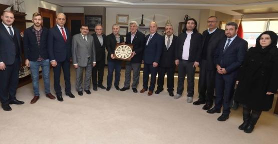 Başkan Karaosmanoğlu: ''STK'ların Varlığı Kentimize Güç Vermektedir''