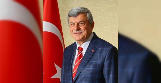 """Başkan Karaosmanoğlu: """"Yeni Yıl Bütün İnsanlığa Huzur ve Selamet Getirsin"""""""