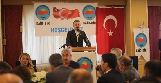 """Büyükakın: """"Gücümüzü Anadolu Ruhundan Alıyoruz"""""""