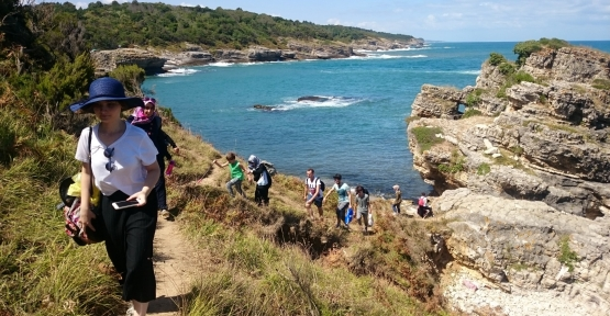 Kandıra Sahiline 90 km'lik Doğa Yürüyüş Parkuru