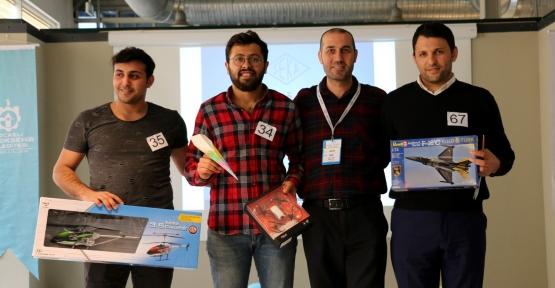 Kâğıttan Uçaklar Yarıştı 1. Olan Drone Kazandı