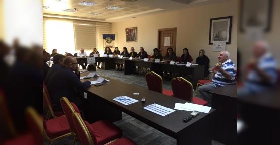 KTO'da Kurumsal Eğitim Günleri Büyük İlgi Gördü