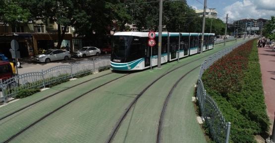 Sekapark – Plajyolu Tramvay Hattına 1.600 Metre Korkuluk İnşa Edilecek
