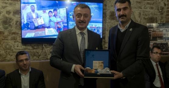 """Tahir Büyükakın,  """"Şehirler STK'larla Güçlüdür"""""""