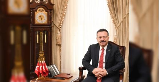 """Vali Aksoy: """"Tüm İnsanlığa Barış, Kardeşlik Ve Huzur Getirmesini Diliyorum"""""""
