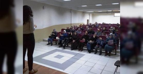 Velilere Çocuk İstismarı Eğitimi
