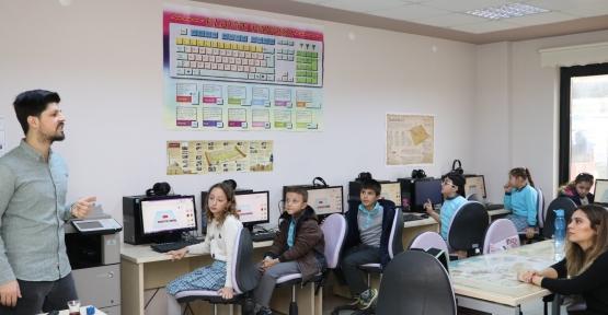 2018 Yılında Bilgievleri'nden Binlerce Öğrenci Faydalandı
