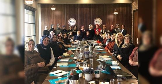 AK Kadın Kocaeli'den Seçim Stratejisi Kampı