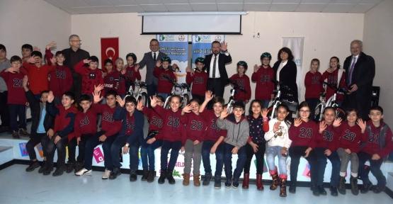 Bisiklet Projesi Türkiye'ye Örnek Oldu