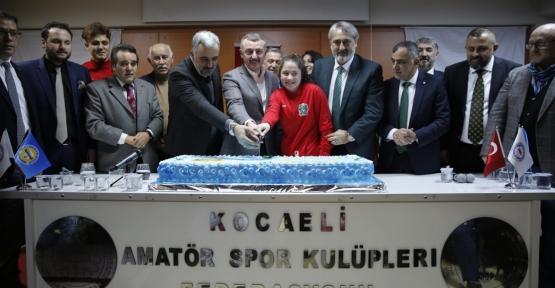 Büyükakın, KASKF'nin 33'üncü Yılını Kutladı