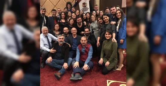 Gazeteciler Basın Balosu'nda Buluştu