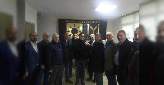 İYİ Parti'de Yeni  Üye Kayıtları Yapıldı