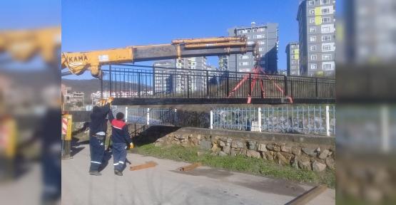 Körfez Belediyesi'nden Bir Köprü Daha