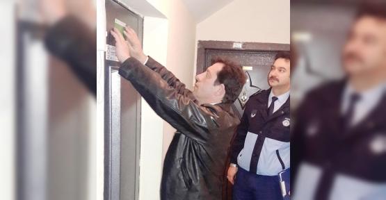 Körfez'de 61 Asansöre  Kullanım Yasağı