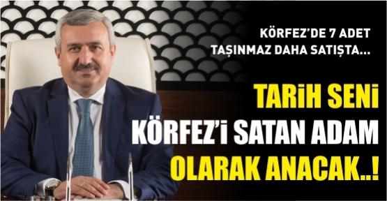 Tarih Seni Körfez'i Satan Adam Olarak Anacak...!