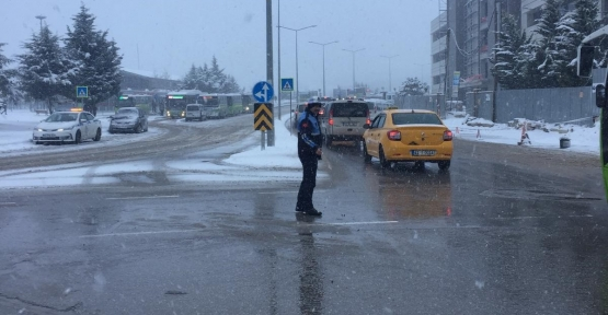 Umuttepe'de Ulaşım Büyükşehir İle Güvende