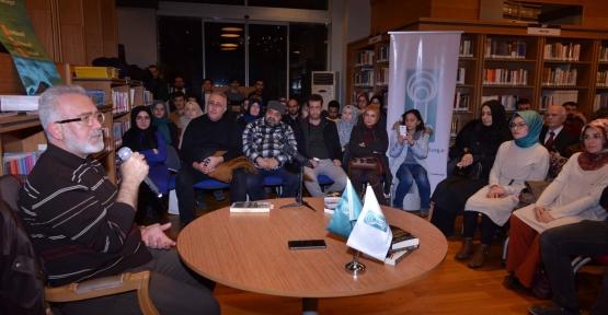 Yazar Bahadır Yenişehirlioğlu Okurlarıyla Buluştu