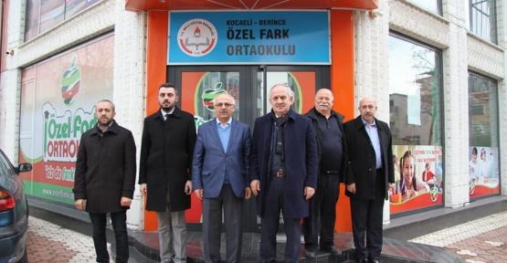 Zeki Aygün Derince'ye Üniversite Sözü Verdi