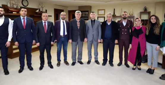 Başkan Karaosmanoğlu; ''Türkiye'mizin Tüm Şehirleri, Her Karışı Bizim Vatan Toprağımızdır''