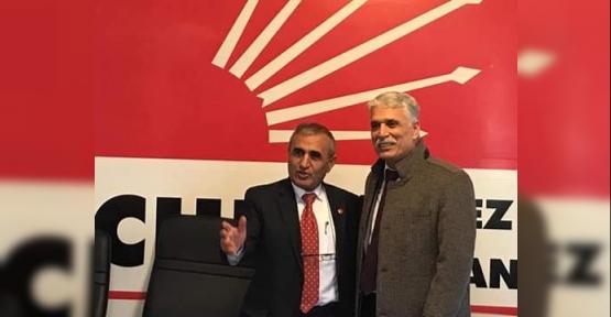 CHP ve İYİ Parti Bir  Araya Geldi