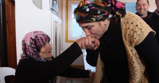 Gönül'den Şalvarlı Köy Turu